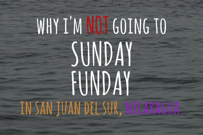 Sundayfunday scene 4
