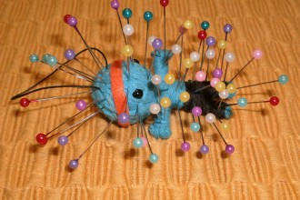 Use of voodoo dolls aren't likely to become of your pre-travel rituals, unless hey, that's your thing. Shot used courtesy of Wikimedia commons user BeatrixBelibaste. Pre-Travel Rituals - GreatDistances / Matt Wicks