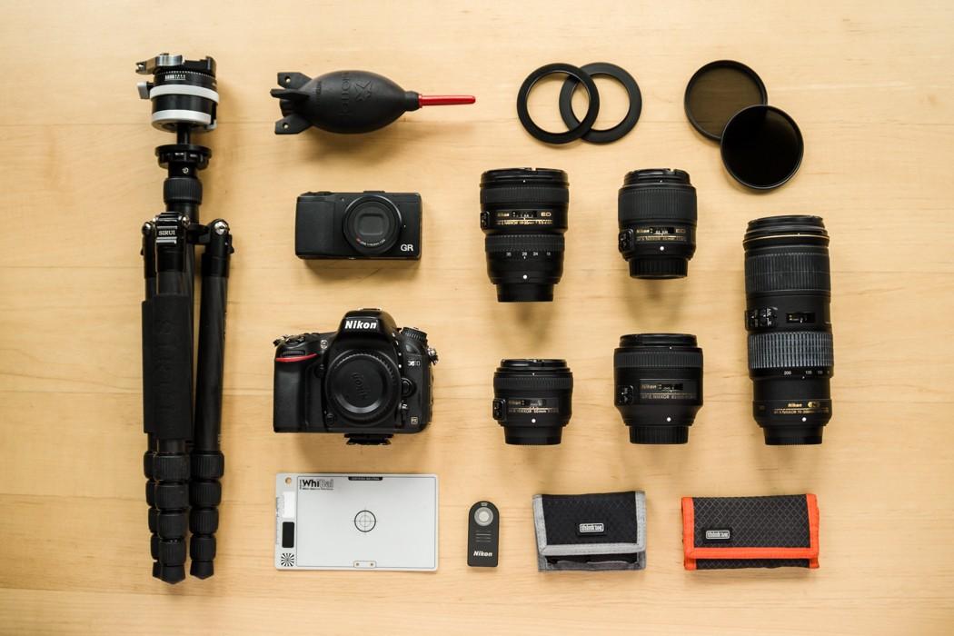 Matt S Photo Gear List For Travel Greatdistances