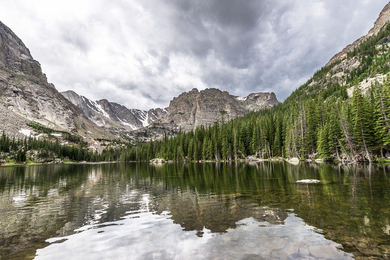 The Loch. Rocky Mountain National Park, Colorado. GreatDistances / Matt Wicks