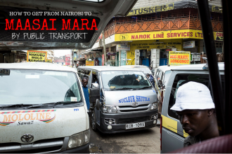 GreatDistances: How To Get From Nairobi To Maasai Mara By Public Transport