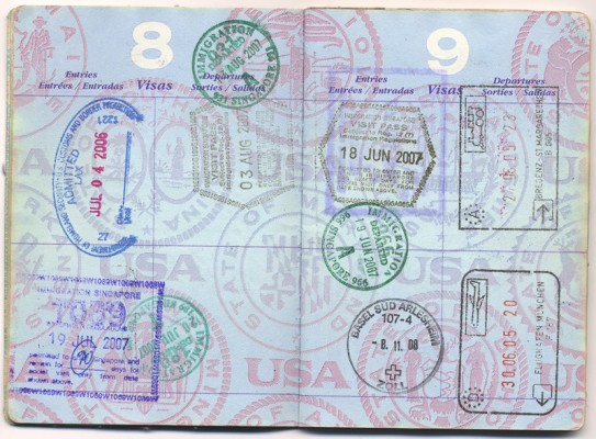 FEATURED IMAGE: FOREIGN VISAS: WHAT ALL TRAVELERS SHOULD CONSIDER - GreatDistances