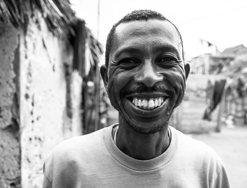 Abdul of Lamu Town. GreatDistances / Matt Wicks