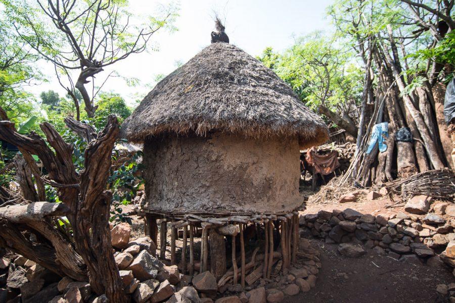 Konso tribe storage. South Omo Part 2 - Bull Jumping - GreatDistances / Matt Wicks