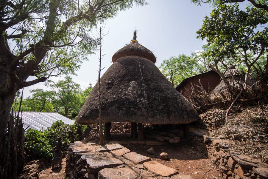 Konso tribe dwelling. South Omo Part 2 - Bull Jumping - GreatDistances / Matt Wicks