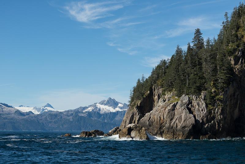 Kenai Fjords National Park. Near Seward, Alaska. GreatDistances / Matt Wicks - Two Weeks in Alaska: Selected Photos