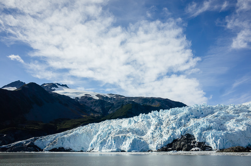 Aialik Glacier, Kenai Fjords National Park. GreatDistances / Matt Wicks - Two Weeks in Alaska: Selected Photos
